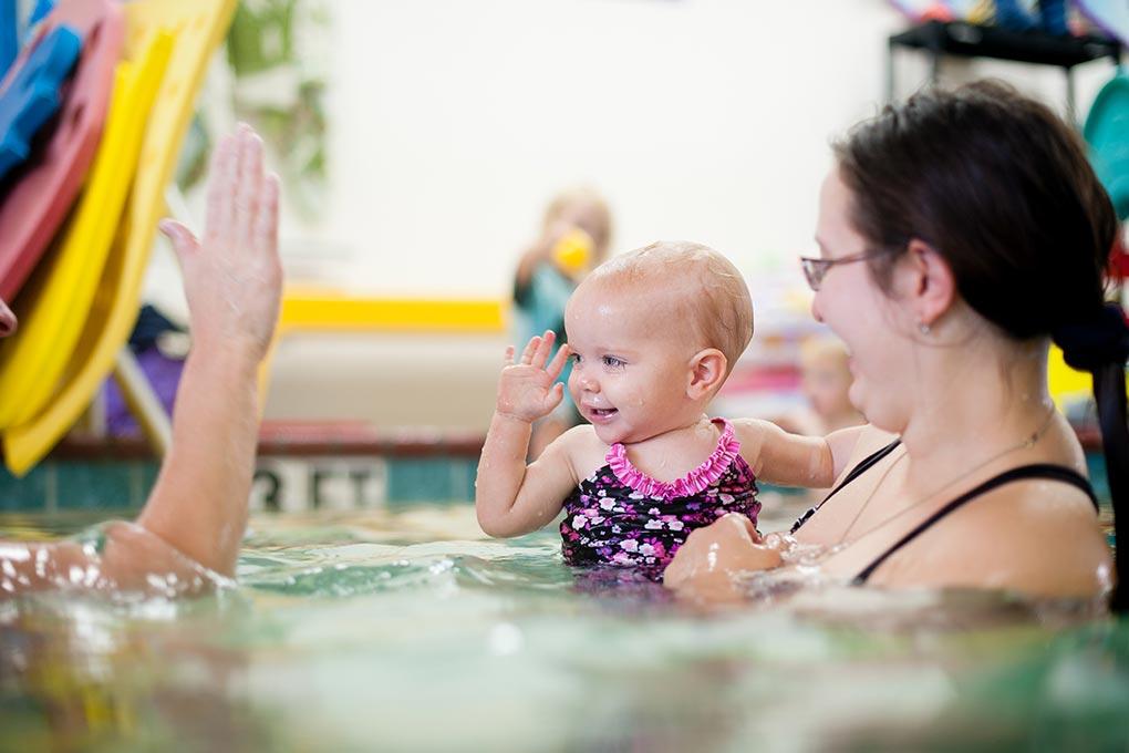 Swimming Lessons Plano TX | Emler Swim School