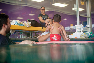 Parents Review the Staff at Emler Swim School