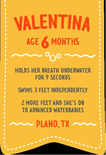 valentina 6 months